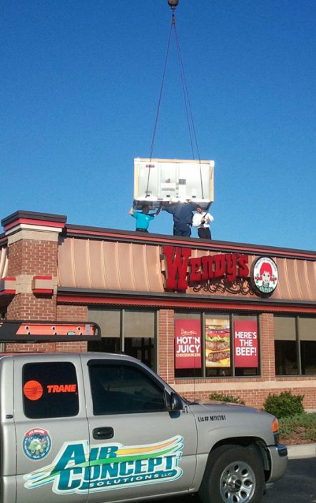 Commercial HVAC for Restaurants
