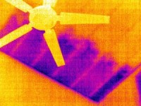 Infrared Camera for Energy Audit