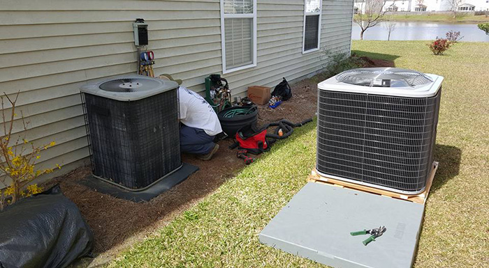 Residential HVAC Charleston