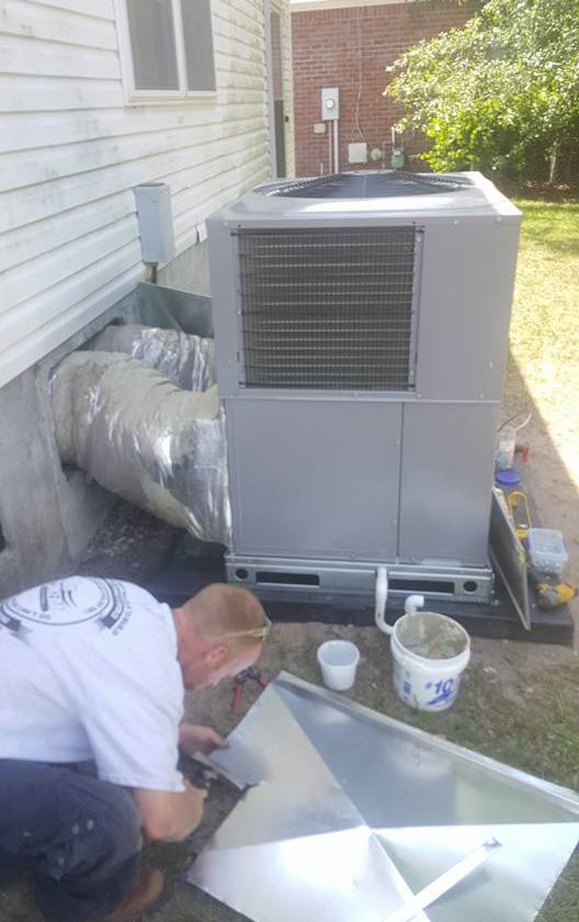Residential Hvac Ac Repair Amp Heating For Summerville