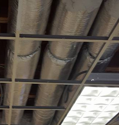 AC Duct Sweating - HVAC - Summerville, Charleston & Goose Creek