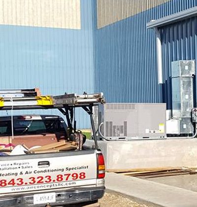 Commercial Ductwork Repair