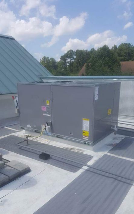 Commercial HVAC Summerville