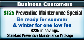HVAC Preventive Maintenance Commercial