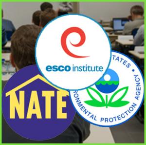 HVAC EPA Training & Certification